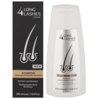 Long 4 Lashes Hair champô anti queda para homens