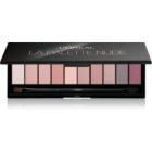 L'Oréal Paris Color Riche La Palette Nude paleta farduri de ochi cu oglinda si aplicator