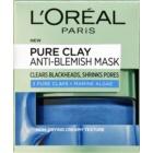 L'Oréal Paris Pure Clay maska proti černým tečkám