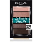 L'Oréal Paris La Petite Palette paleta očných tieňov