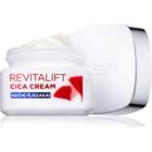 L'Oréal Paris Revitalift Cica Cream krem na noc przeciw zmarszczkom