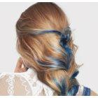 L'Oréal Paris Colorista Hair Makeup jednodenní barva pro blond vlasy