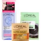 L'Oréal Paris Nutri-Gold kozmetika szett IV.