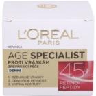 L'Oréal Paris Age Specialist 45+ krem na dzień przeciw zmarszczkom