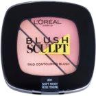 L'Oréal Paris Blush Sculpt lícenka