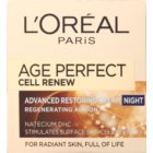 L'Oréal Paris Age Perfect Cell Renew nočný krém pre obnovu pleťových buniek