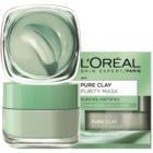 L'Oréal Paris Pure Clay mascarilla limpiadora matificante