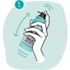 L'Oréal Paris Magic Retouch spray a lenövések azonnali elfedéséhez