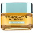 L'Oréal Paris Extraordinary Oil Nutri-Gold ľahký vyživujúci olejový krém