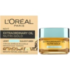 L'Oréal Paris Extraordinary Oil Nutri-Gold lehký vyživující olejový krém
