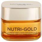 L'Oréal Paris Nutri-Gold vyživující krém s mikro-perličkami oleje