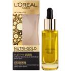 L'Oréal Paris Nutri-Gold Ulei facial cu 8 tipuri de uleiuri esentiale