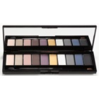 L'Oréal Paris Color Riche La Palette Ombrée paletka očných tieňov so zrkadielkom a aplikátorom