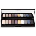 L'Oréal Paris Color Riche La Palette Ombrée palette de fards à paupières avec miroir et applicateur