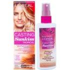 L'Oréal Paris Casting Sunkiss Tropical spray rozjaśniający do włosów naturalnych