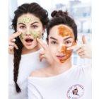L'Oréal Paris Smooth Sugars Scrub peeling pro vyhlazení a výživu pleti