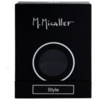 M. Micallef Style Eau de Parfum para homens 30 ml
