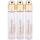 Maison Francis Kurkdjian Féminin Pluriel eau de parfum pour femme 3 x 11 ml recharge