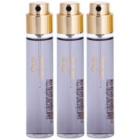 Maison Francis Kurkdjian Oud Silk Mood parfüm kivonat unisex 3 x 11 ml (3x utántöltő szórófejjel)