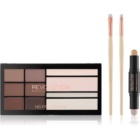 Makeup Revolution Pro HD Brows kozmetički set I.