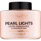 Makeup Revolution Pearl Lights sypký rozjasňovač