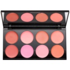 Makeup Revolution Ultra Blush All About Cream paleta fard de obraz
