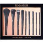 Makeup Revolution Amazing set perii machiaj