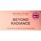 Makeup Revolution Beyond Radiance paleta luminoasa cu oglinda mica