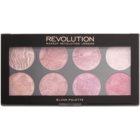 Makeup Revolution Blush paleta líceniek