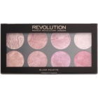 Makeup Revolution Blush paleta tvářenek
