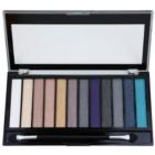 Makeup Revolution Essential Day to Night paleta očných tieňov