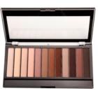 Makeup Revolution Essential Mattes 2 paleta de sombras