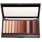 Makeup Revolution Essential Mattes 2 palette de fards à paupières