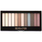 Makeup Revolution Essential Mattes palette de fards à paupières
