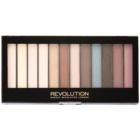 Makeup Revolution Essential Mattes палітра тіней