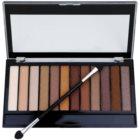 Makeup Revolution Essential Shimmers paleta farduri de ochi