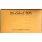 Makeup Revolution Flawless Matte paleta očných tieňov