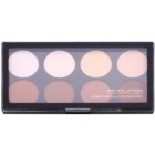 Makeup Revolution Iconic Lights and Countour Pro paleta na kontury obličeje