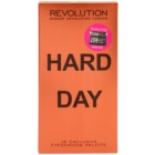 Makeup Revolution Hard Day палітра тіней