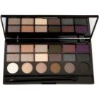 Makeup Revolution Hard Day paletka očných tieňov