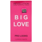 Makeup Revolution Pro Looks Big Love paleta de sombras de ojos