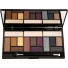 Makeup Revolution Pro Looks Big Love paleta očních stínů