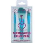 Makeup Revolution I ♥ Makeup Mermaids Forever sada mini štetců
