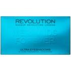 Makeup Revolution Mermaids Forever палітра тіней з дзеркальцем