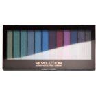 Makeup Revolution Mermaids Vs Unicorns paleta očných tieňov