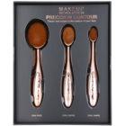Makeup Revolution Pro Precision Brush sada konturovacích štětců