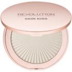 Makeup Revolution Skin Kiss rozświetlacz