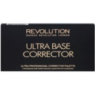 Makeup Revolution Ultra Base paleta korektorů