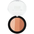 Makeup Revolution Ultra Bronze Shimmer HIghlight polvos bronceadores iluminadores