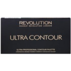 Makeup Revolution Ultra Contour палетка для контурування